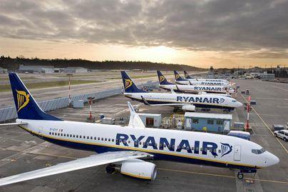 Los pasajeros de 'low cost' crecen un 15,1 por ciento en Baleares