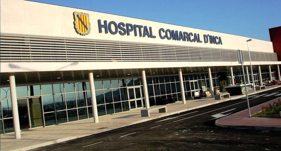hospital comarcal dinca mallorca