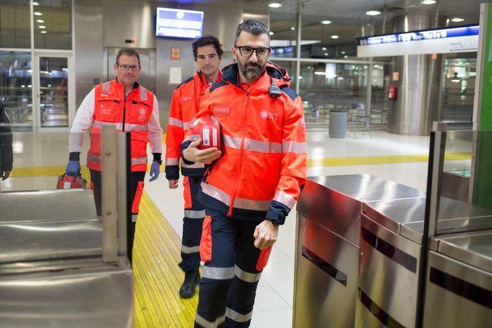 """Los sindicatos de SFM denuncian que no se puede """"garantizar la seguridad de los pasajeros"""""""
