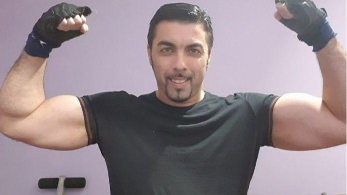 Rafael Pantoja, acusado de asesinar a su expareja en Palma