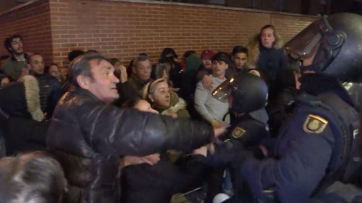 Escalada de violencia en Vallecas