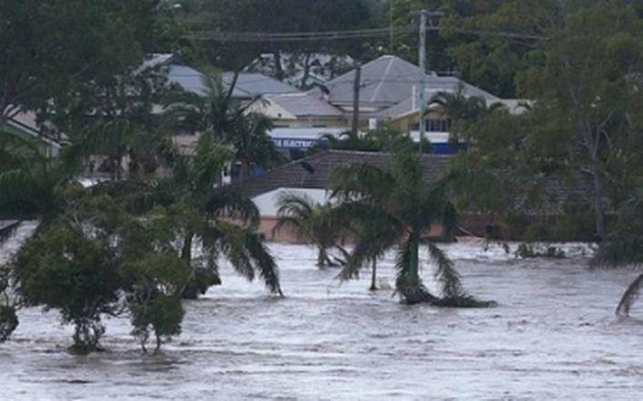 El ciclón 'Trevor' provoca miles de evacuados en Australia