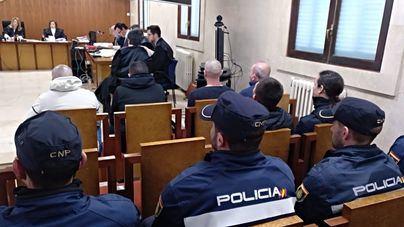 El juicio a la banda dedicada a asaltar chalets de la Part Forana se aplaza a octubre