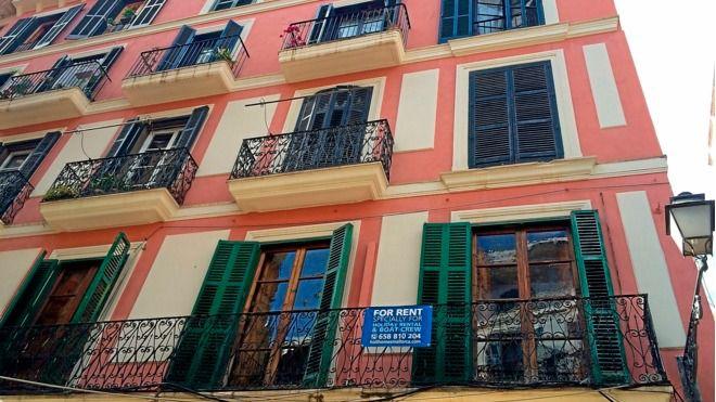 Los precios del alquiler en Baleares suben hasta el nivel que tenían en 2007