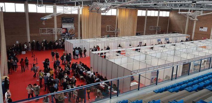 Calvià inaugura su II Feria de empleo y emprendimiento