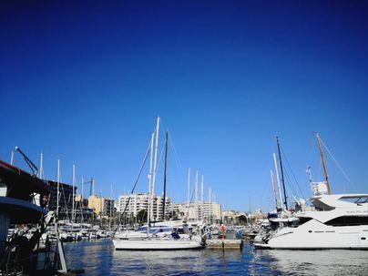 Viernes con temperaturas en ascenso en Baleares