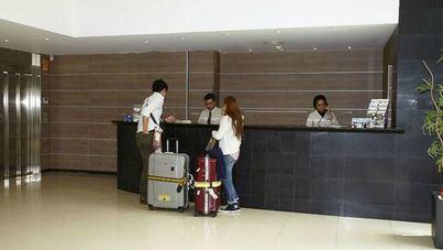 Las pernoctaciones hoteleras caen un 15,6 por ciento en Baleares