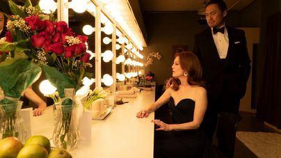 Julianne Moore estrena este viernes 'Bel Canto. La última función'