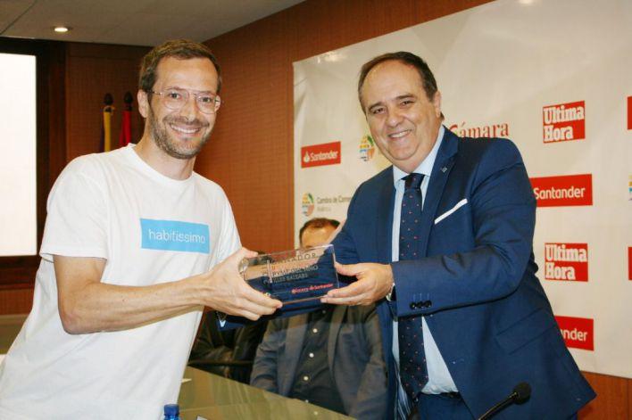 Cámara de Comercio y Santander premiarán a la 'Pyme del Año' de Baleares