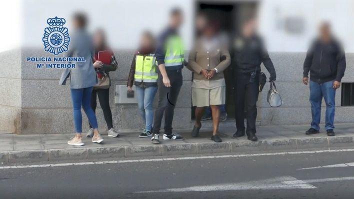 Detenida una mujer por captar a su propia hija para prostituirla