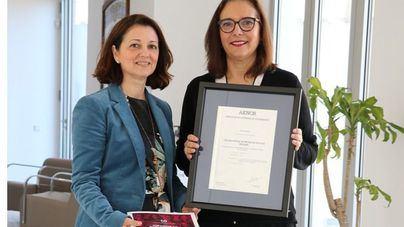 El Colegio de Médicos de les Illes Balears premiado por su labor y compromiso social y medioambiental
