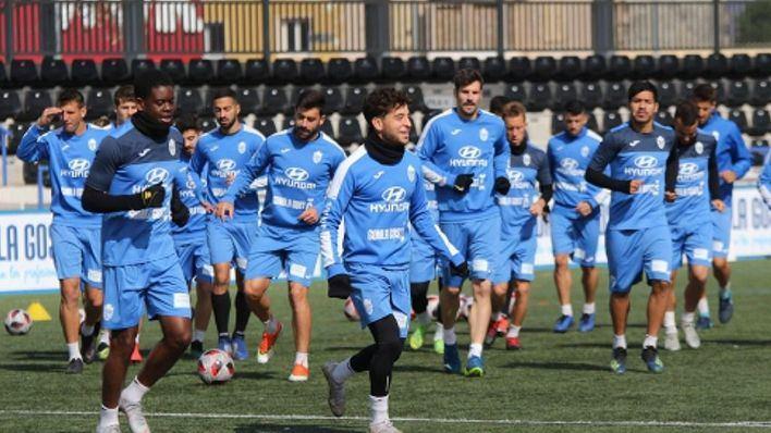 A pesar de las bajas, el Baleares afronta con seguridad su partido contra el Espanyol B