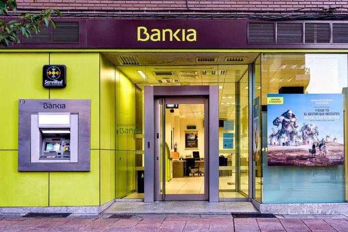 Bankia repartirá un dividendo de 357 millones a cuenta del pasado ejercicio