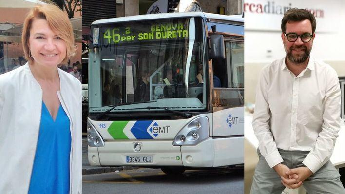 Durán exige a Noguera que se reúna con la EMT y pare la huelga