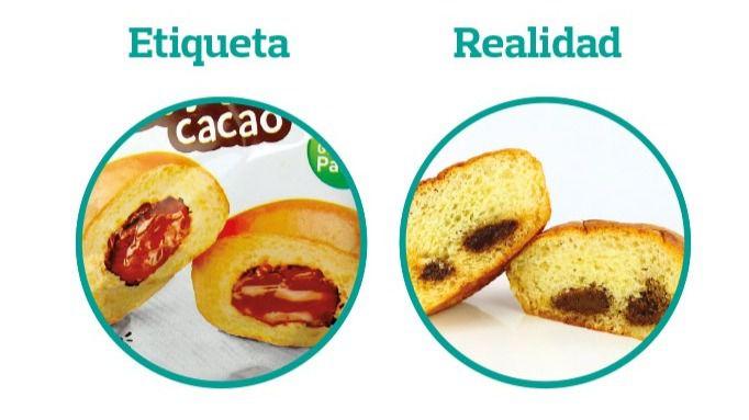 """OCU denuncia la """"exagerada manipulación"""" de la imagen de algunos alimentos"""