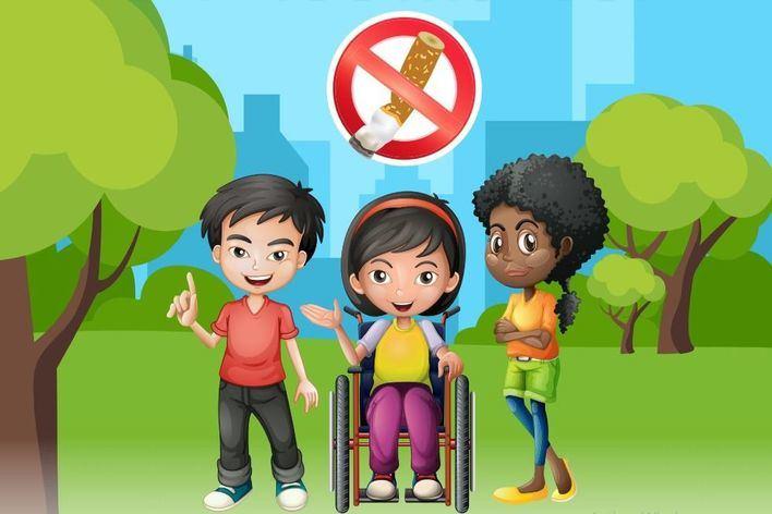 Calvià colocará carteles de 'Prohibido fumar' en sus parques