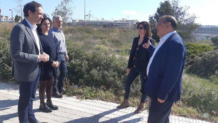 Licitan la primera fase de las 88 viviendas de protección oficial de Magaluf