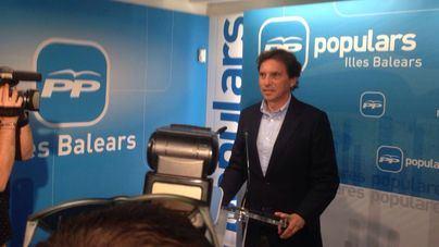 Isern afirma que si es alcalde no se privatizará ninguna empresa municipal