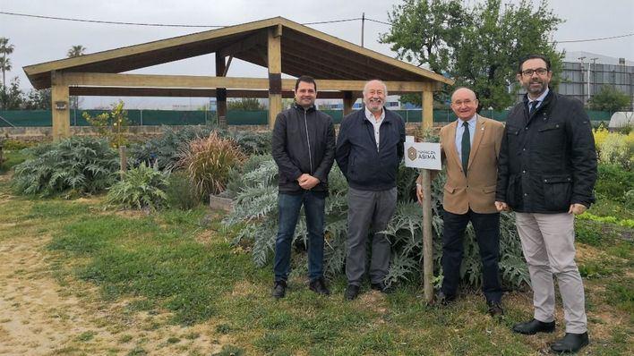 Fundación ASIMA y Es Refugi se unen en un proyecto de huerto urbano de integración social