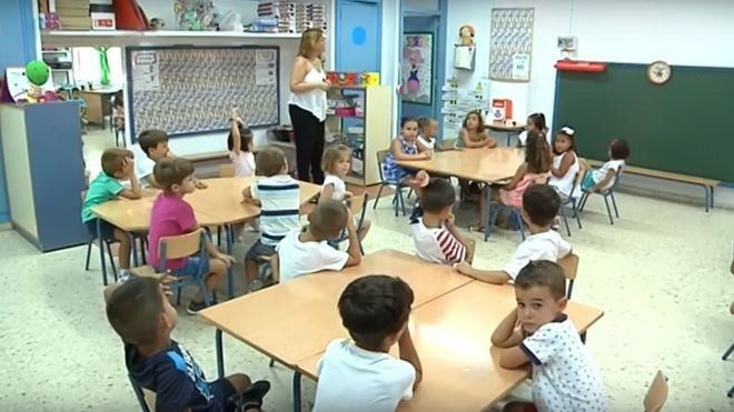 Los profesores con hijos pequeños podrán trabajar en centros cercanos