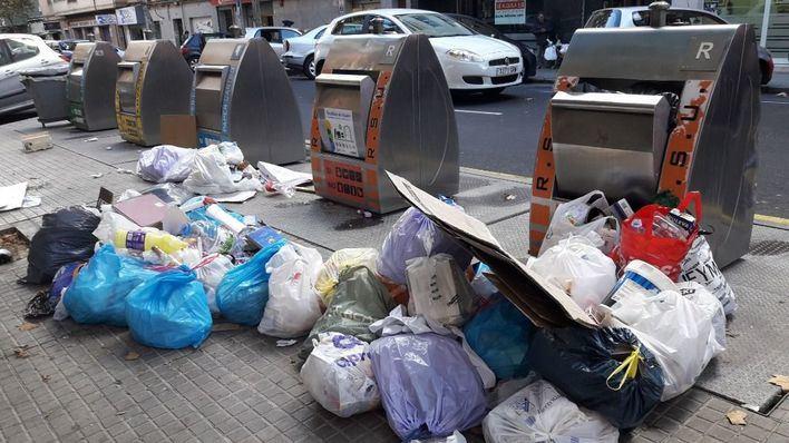 Cort quiere que Palma genere un 18 por ciento menos de basura en 3 años