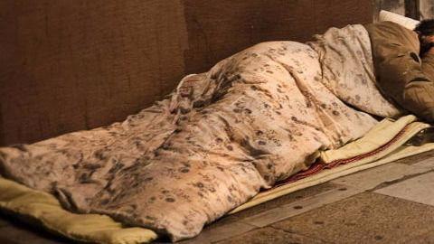 En Mallorca hay 208 personas sin techo