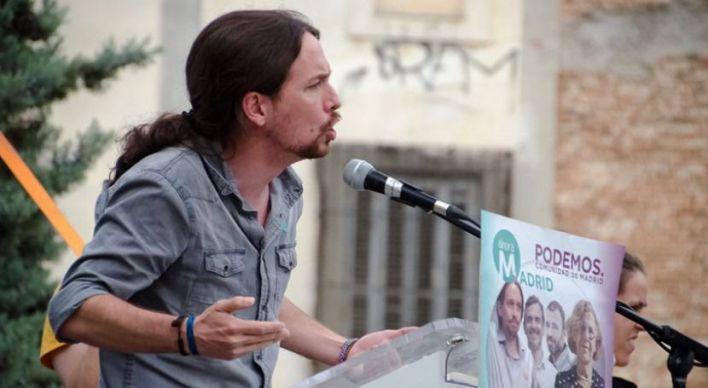 Podemos incluirá en su programa un referéndum en Cataluña