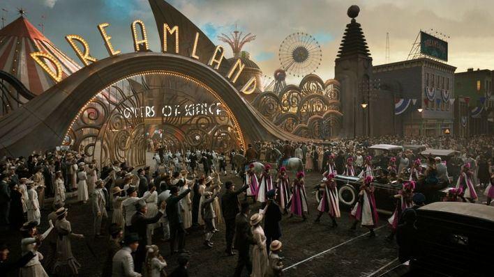 'Dumbo' y el biopic de la creadora de 'Pipi Calzaslargas' llegan a la cartelera