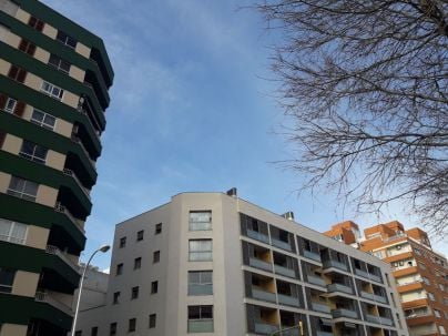 La vivienda se encarece un seis por ciento en el primer trimestre