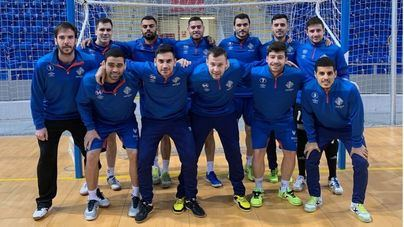 El Palma Futsal busca su cuarta victoria consecutiva