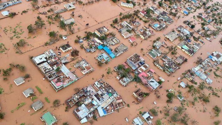 Confirman la primera muerte por cólera en Mozambique tras el ciclón Idai