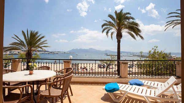 La ocupación en apartamentos turísticos en Baleares roza el 50 por ciento