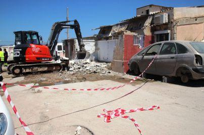117 personas han salido de Son Banya en la primera fase del desmantelamiento