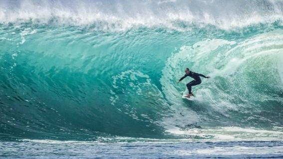 'Artsurfcamp': una alternativa vacacional para los amantes del surf y la naturaleza