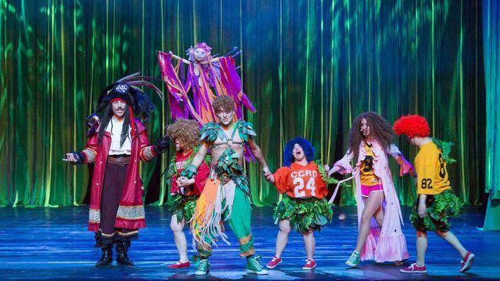 Actores de 'Campeones' protagonizarán en el Trui Teatre el musical 'Peter Pan'
