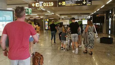 La llegada de turistas a Baleares crece el 18,3 por ciento en dos meses