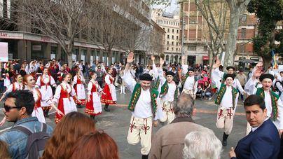 El Consell inaugura el Mallorca World Folk Festival