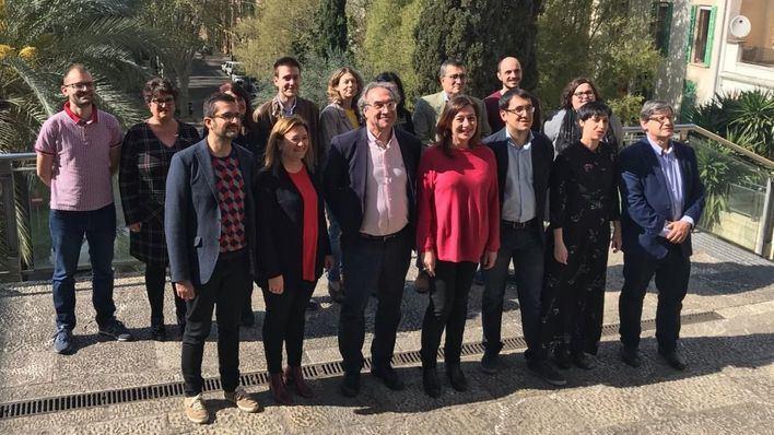 Armengol: 'Tras 140 años el Partido Socialista está más de moda que nunca'