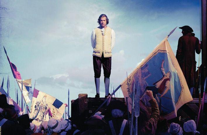 La Revolución Francesa llega este viernes a los cines con 'Un pueblo y su rey'