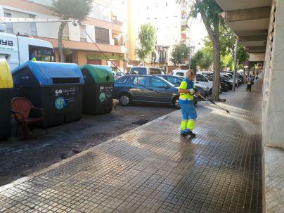Emaya contrata una empresa externa por 28.000 euros para analizar la limpieza
