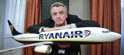 Ryanair es la aerolínea europea que más contamina
