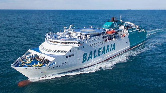 Baleària suma pasajeros pero reduce sus beneficios un 37 por cien