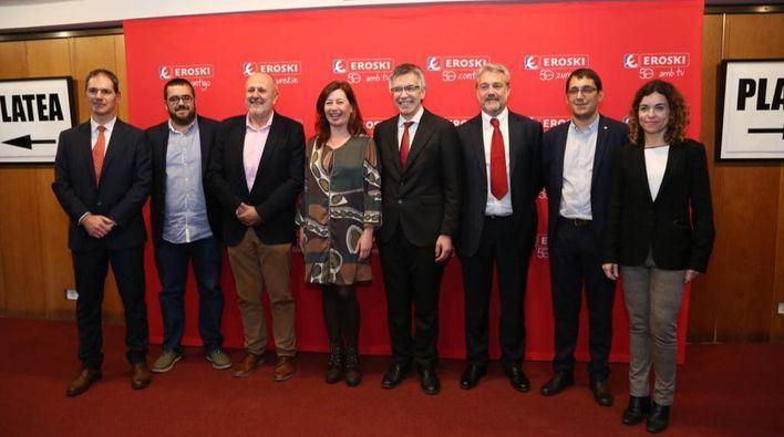 Eroski celebra con una gala en Palma su 50 aniversario