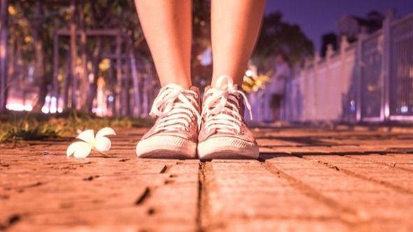 Las zapatillas unisex son ideales para la llegada de la primavera