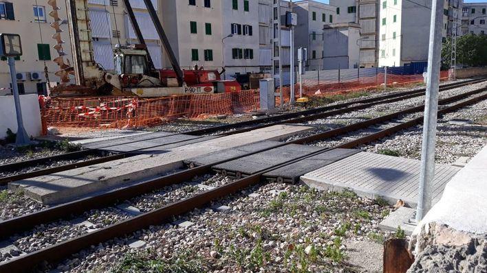 Sin servicio de tren este fin de semana entre la Intermodal y el Pont d'Inca Nou por obras