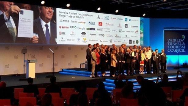 El Consejo Mundial de Viajes y Turismo crea un grupo de trabajo mundial sobre la trata de personas