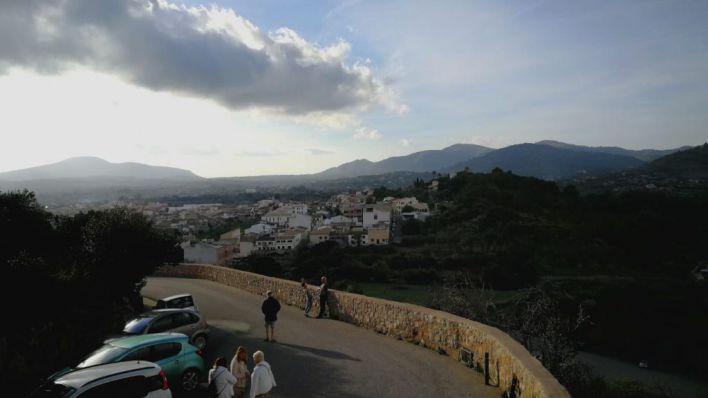 Tiempo inestable este fin de semana en Baleares