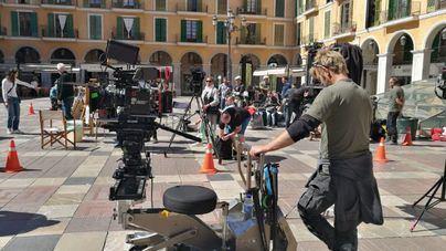 La BBC rueda en Palma su última serie de acción