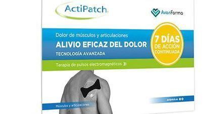 Cómo reducir el dolor con ActiPatch®