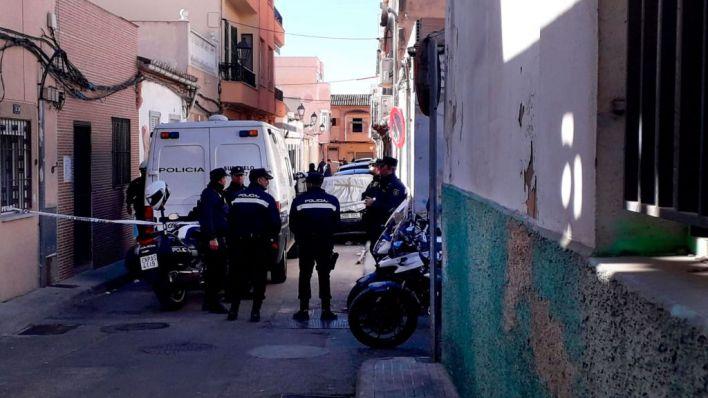 Martillos compresores para entrar en los pisos blindados de 'El Pablo'